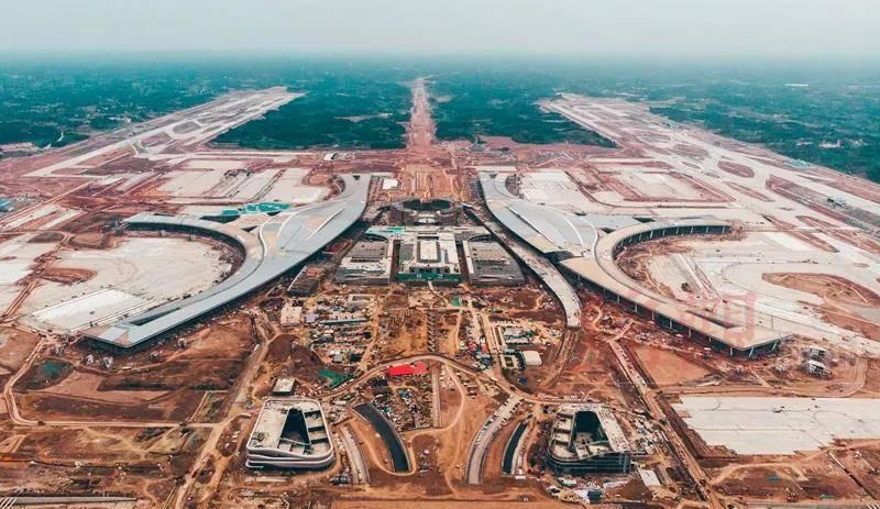 天府国际机场计划明年7月投用!赶飞机有这些变化→