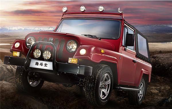 从加油工到刘国:新款BJ 212/勇士皮卡上市:起价87800英镑