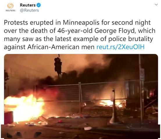 美国国内的骚乱,开始让乱港势力出现微妙的分化…..