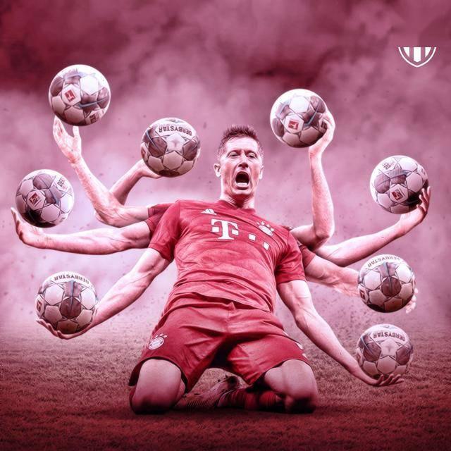 疯狂5-0,8连胜!拜仁10分领跑德甲,31岁球星