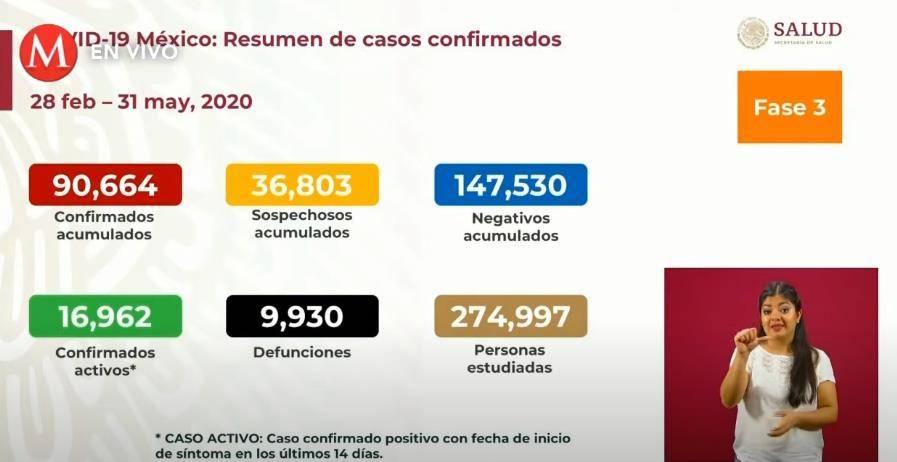 墨西哥新增3152例新冠肺