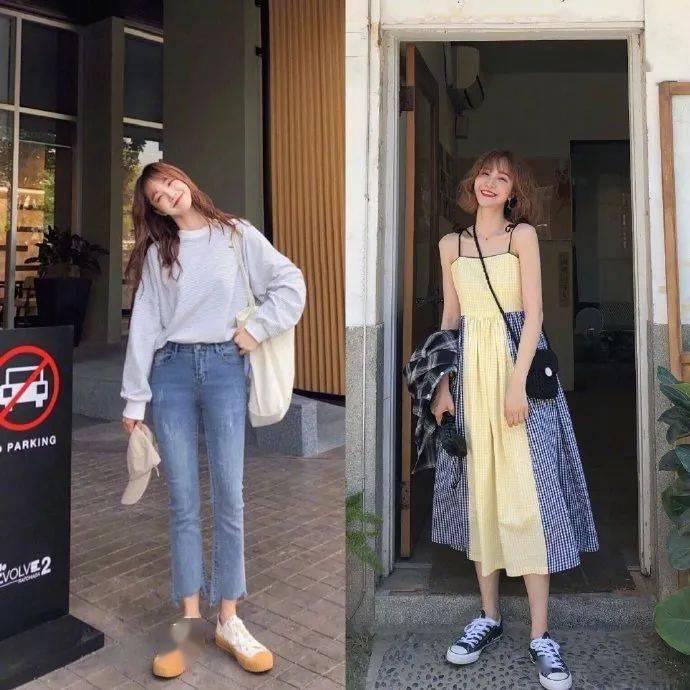 18套韩系少女感减龄穿搭