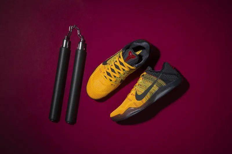 Nike Kobe 11 Elite Low「Bruce Lee」