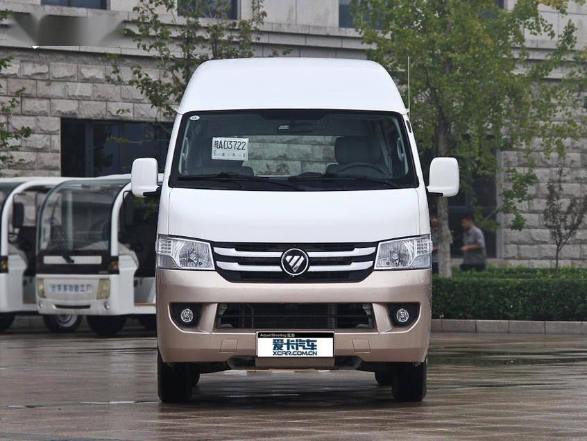 """小号""""考斯特""""撞福田风光G7推三辆新车/售价8.45-10.5万元"""