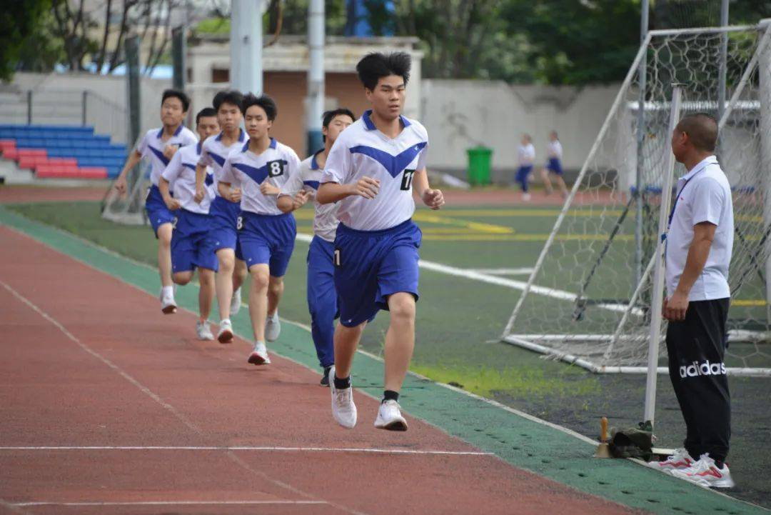 今天!2020年广州市中考体育考试顺利开考