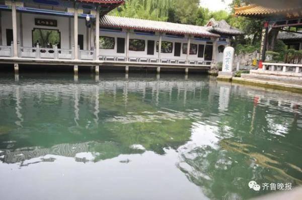 十六年后趵突泉再次停喷?水务局否认但称已关闭取水点