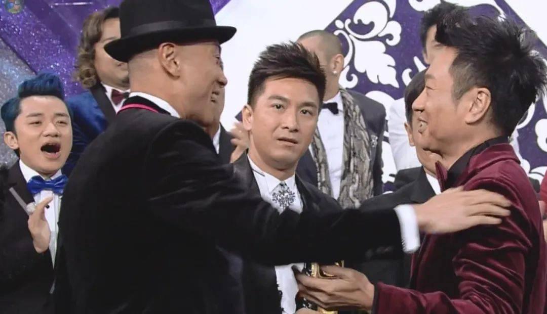 TVB笋盘马国明认恋「靓汤」,回顾天然呆男神的女友史