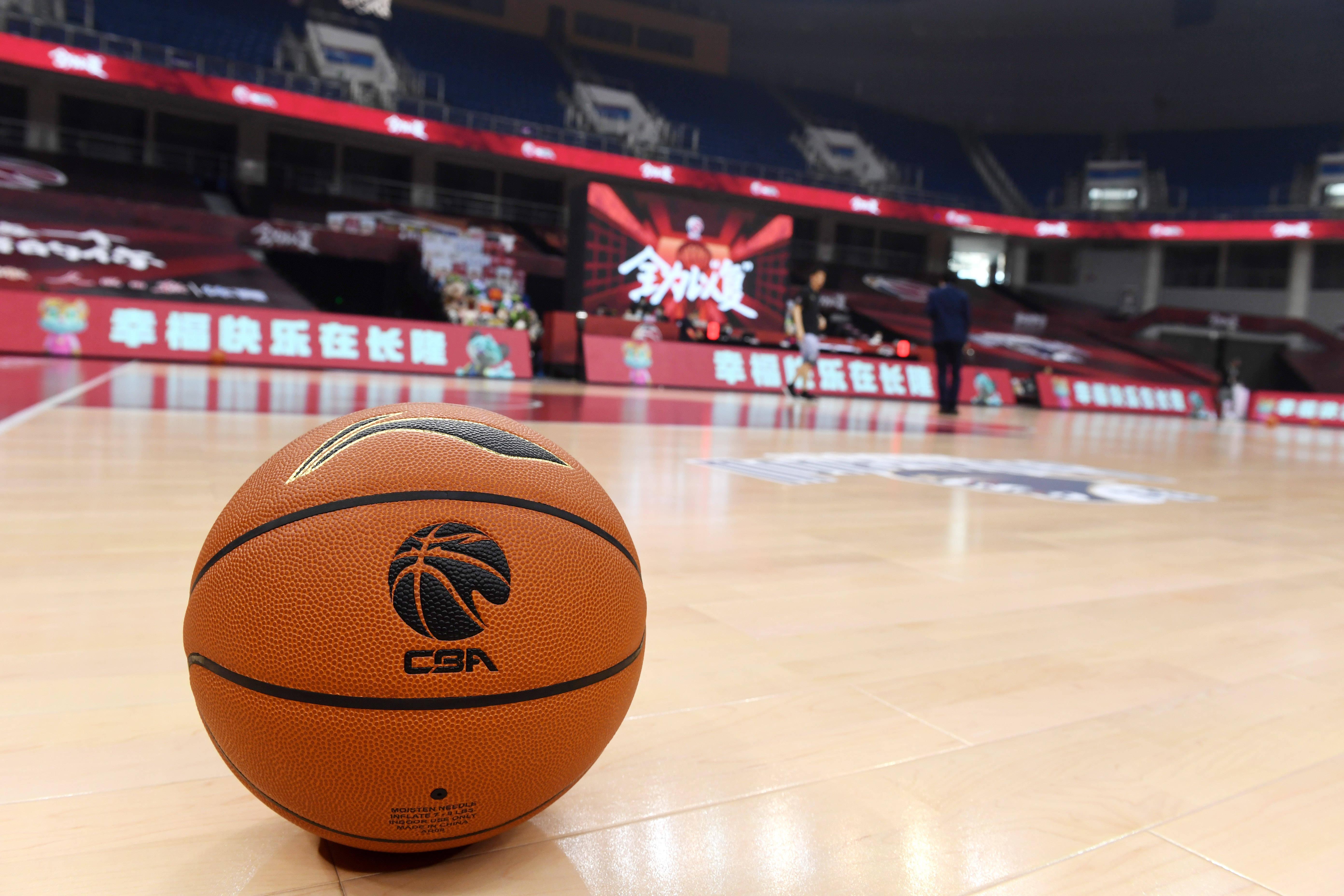 篮球——CBA:复赛第一阶段即将开战