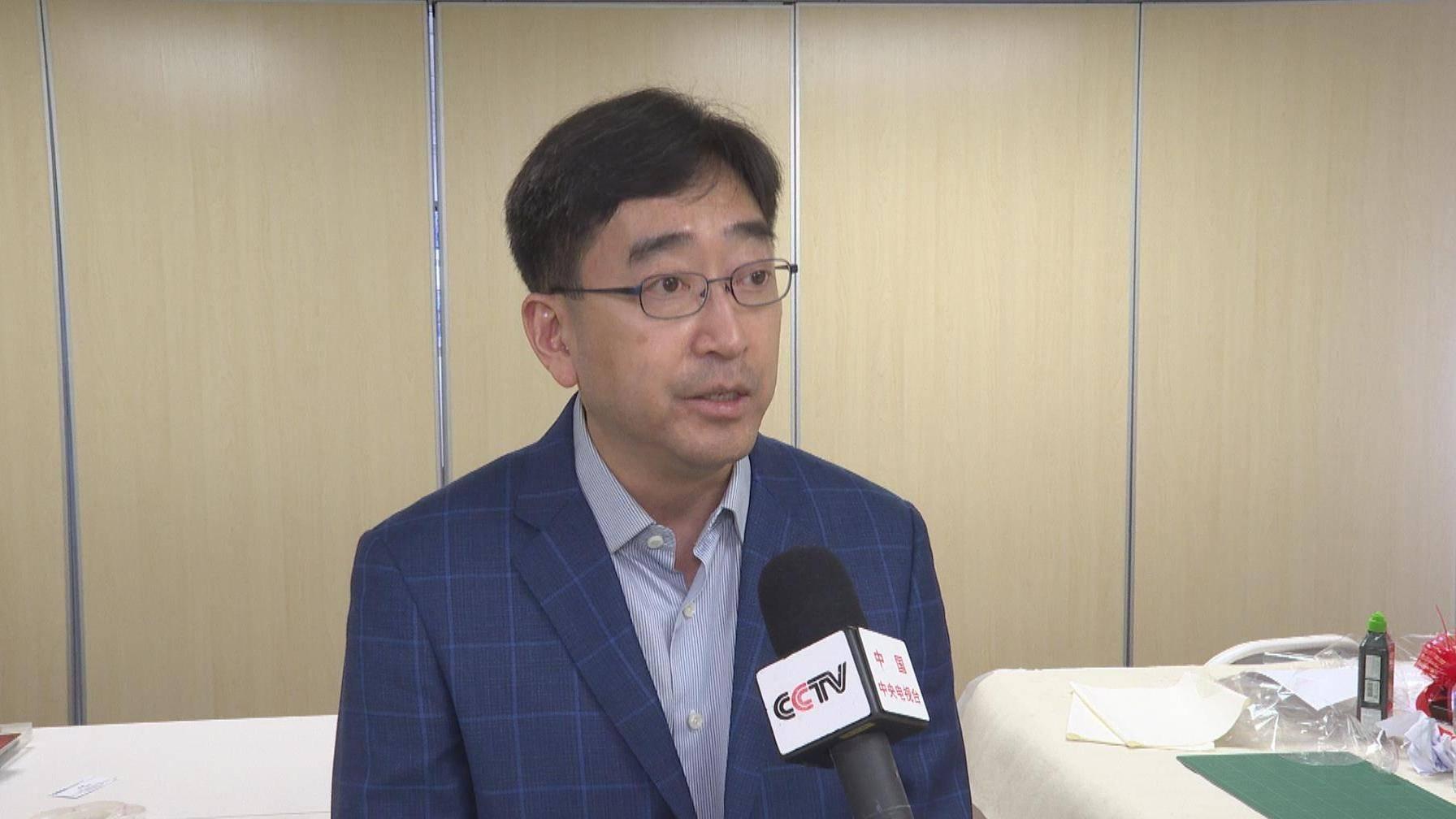 香港社会各界人士欢迎支持香港维护国安法