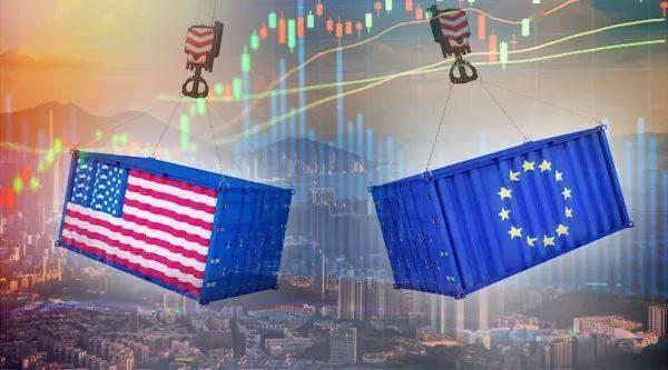 重磅突发!美欧贸易战打响,股市全线跳水!美拟对31亿美元商品征税,欧洲也有大动作,A股还能安否?