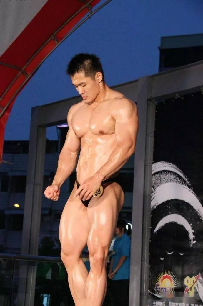 台湾最强壮法医,你们感受一下 锻炼方法 第4张