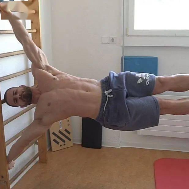 健身12年从未用过任何补剂,一样练出逆天惊人身材! 高级健身 第17张