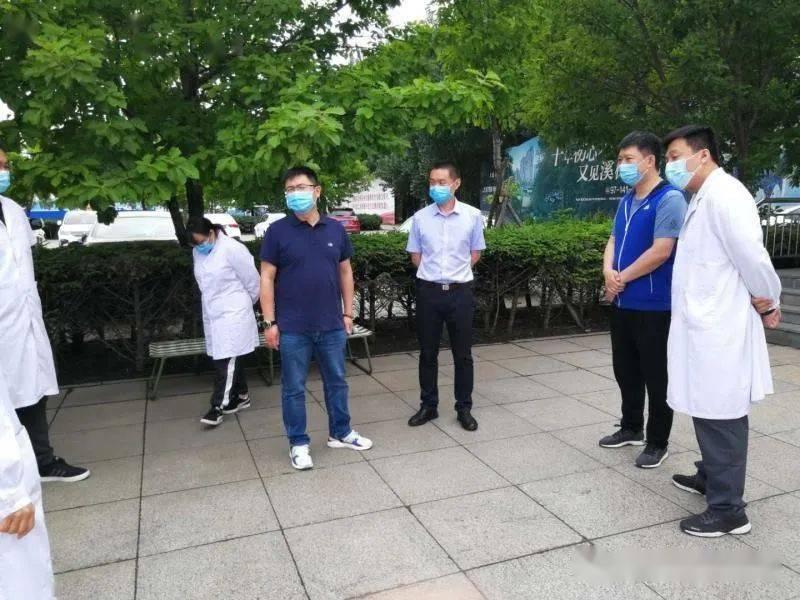 动态┃端午踏青哈尔滨市第四医院守护您和家人健康安全