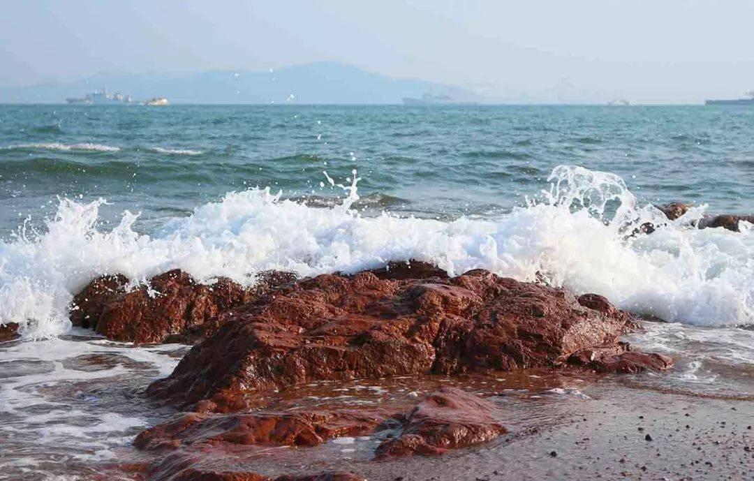 大海的海水是怎么来的? 海水为什么是咸的呢?