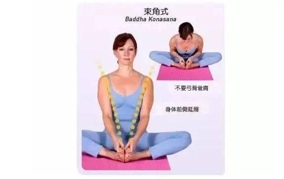 初学者一定要知道,这25 个常见瑜伽动作细节必须牢记 减肥窍门 第6张