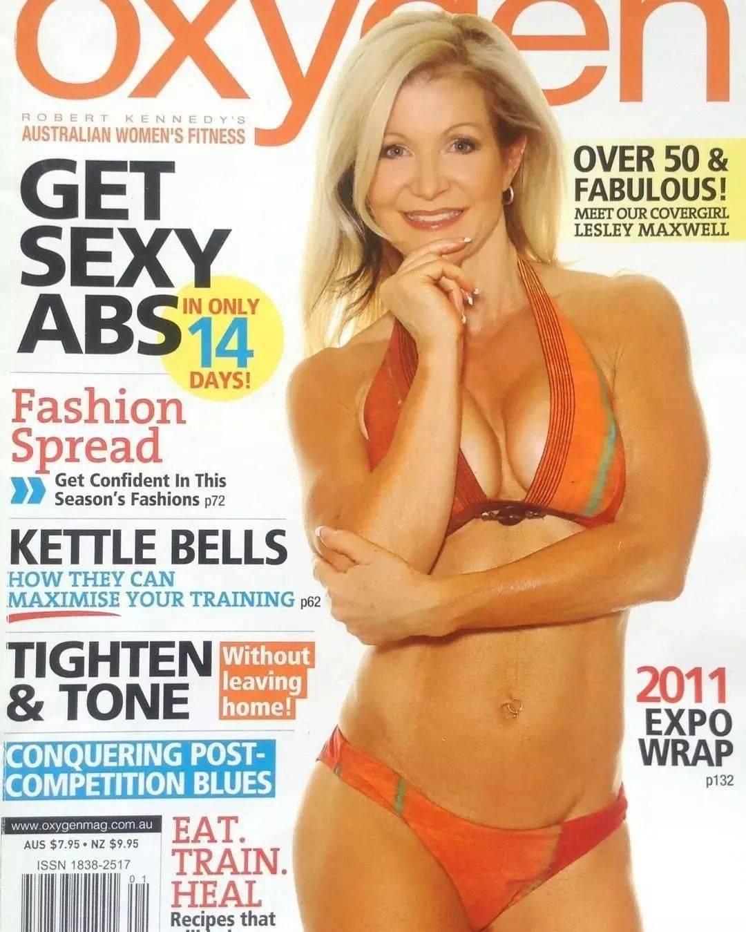 她48岁开始健身,64岁时身材如20岁少女,撸铁16年! 中级健身 第24张