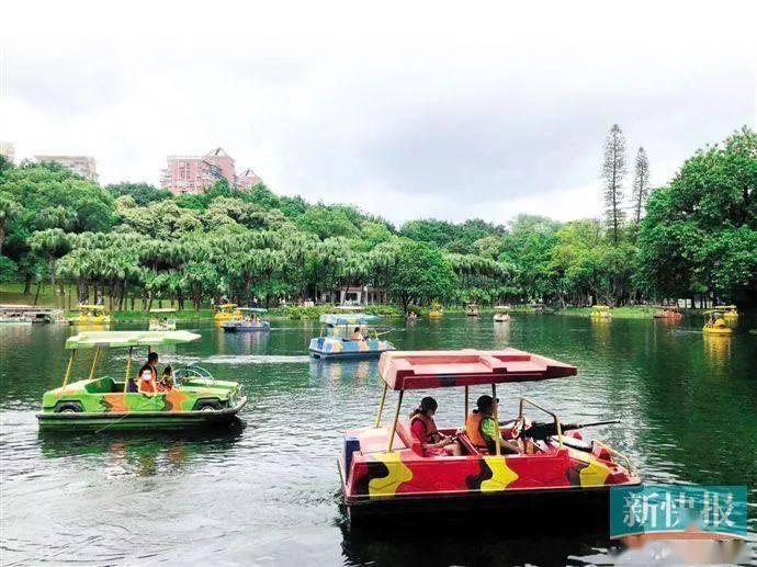 【数据】端午假期广东接待游客同比恢复53.2%
