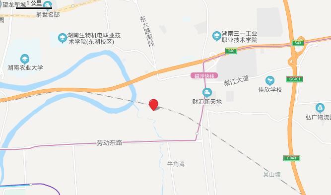 土拍预告 明日长沙县5宗地块集中迎出让