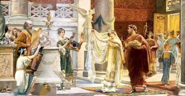 一桩荒唐的婚约:罗马公主竟求嫁匈人王阿提拉?