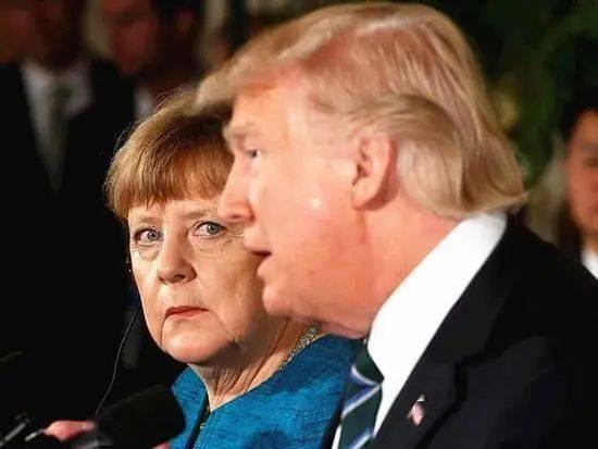 冲突随时引爆?特朗普辱骂默克尔内幕曝光_德国新闻_德国中文网