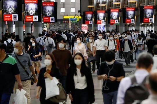 日本解禁后疫情反弹严重 或从首都向地方扩散