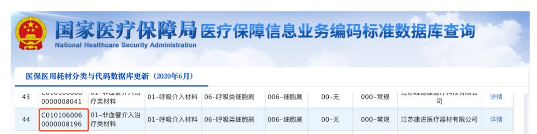 【最新】国家医保局:3.2万个耗材身份证下发