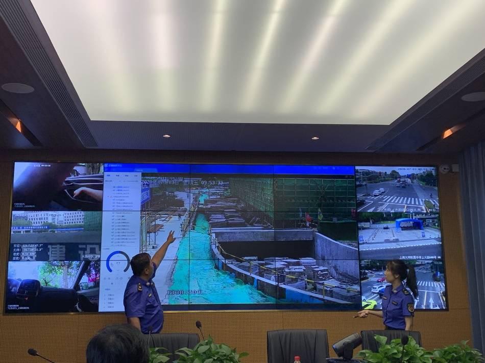 """上海""""绿色护考""""有了高科技赋能,处置问题效率明显提升"""