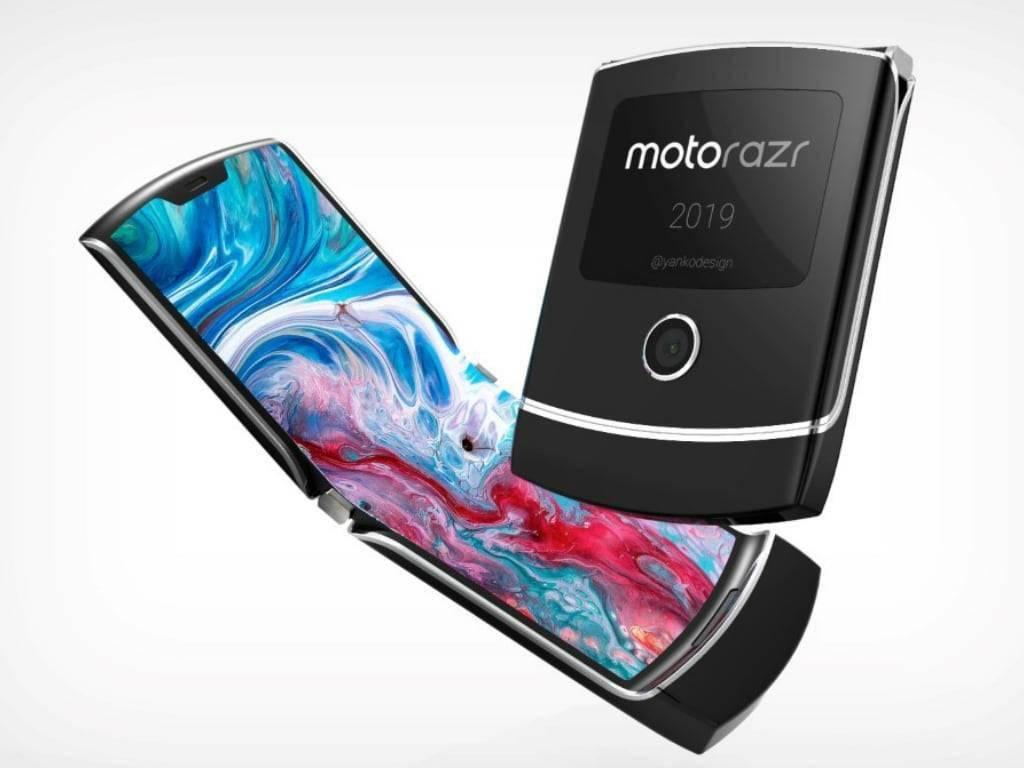 经典再现!摩托罗拉首款国行5G手机Razr 2入网