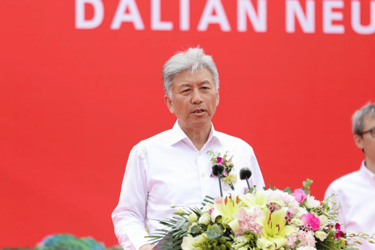 大连东软信息学院新校区开工奠基 刘积仁表示将推动应用型人才培养
