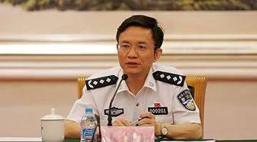 公安部部长助理兼办公厅主任聂福如离任