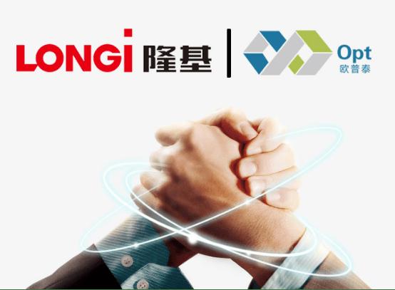 再下一城!欧普泰EL-AI视觉检测系统成功中标滁州隆基10GW项目