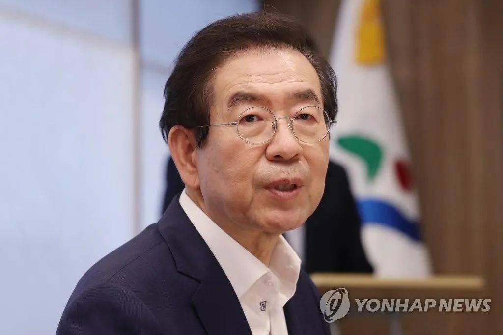 首爾市長仍失聯!前一天有人指控其性騷擾