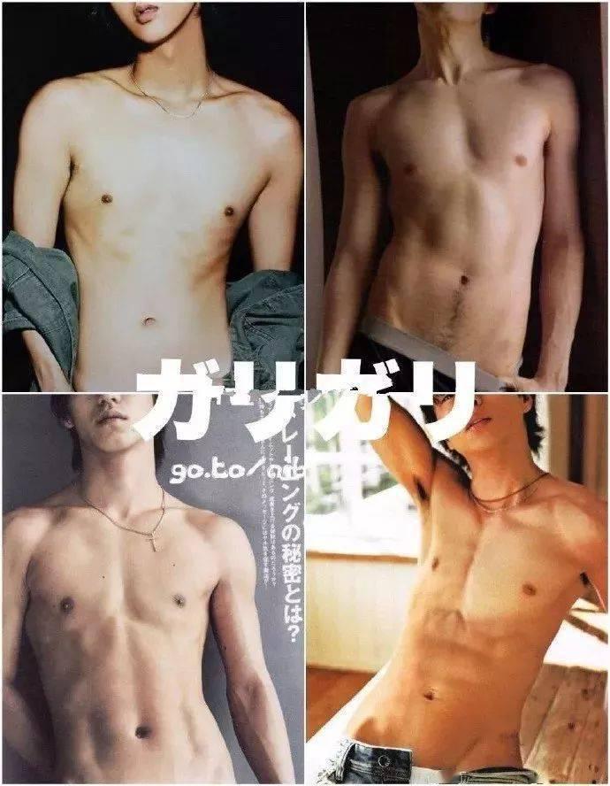 四种类型的肌肉男,你最想练成哪种?