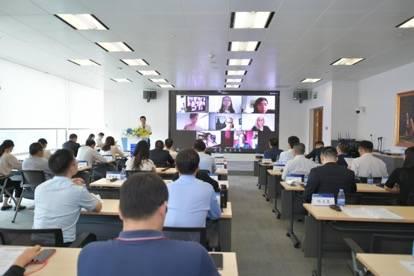 深圳伦敦连线探讨疫情下的ESG投资,助推更多金融机构双向合作