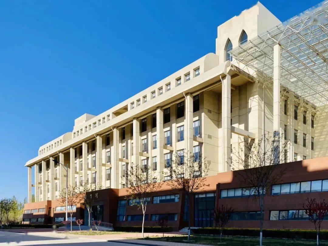 银川能源学院风景