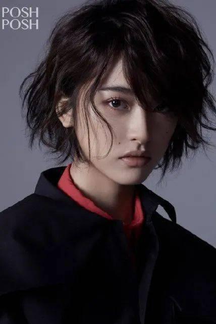 没有失恋!剪短发真的只是因为美!