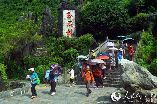 """广西贺州:旅游跨省重启""""保护伞""""客户"""