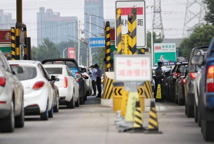 公路出京22日起京冀通勤族刷身份证通行
