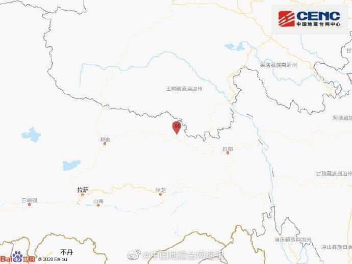 安卓安全软件西藏昌都市丁青县发生3.1级