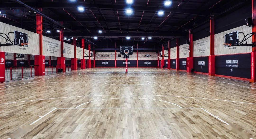 做自己的灌篮高手,洛克公园上海热门篮球馆信息请查收
