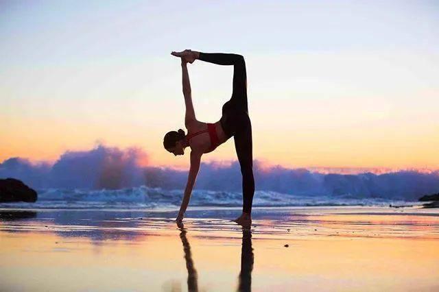 当你以这样的心态练习瑜伽,你的生活就更完美了...