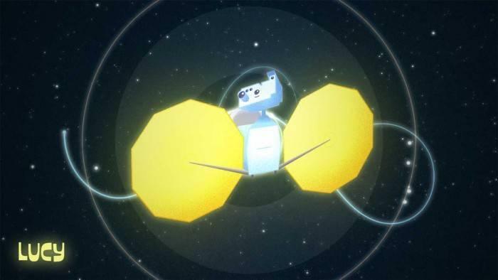 美国宇航局Lucy任务通过系统集成审查