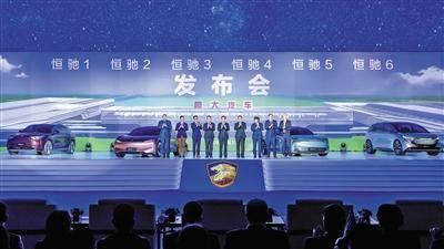 事实上,据新京报记者了解,新能源汽车业务已