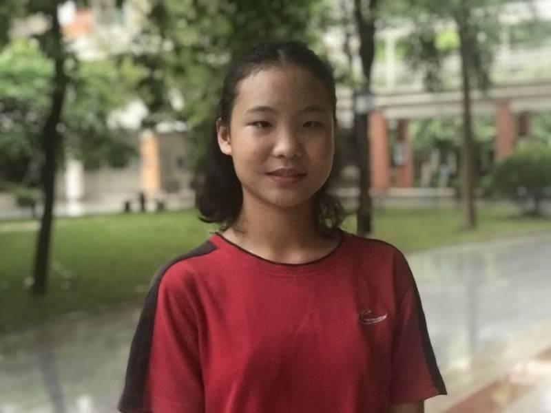 佛山中考高分生:擅长英语、自学西班牙语,初三雅