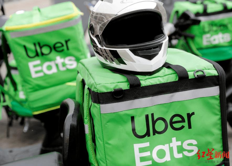 """主业务""""凉凉"""",送外卖翻盘:Uber有了新""""摇钱树"""""""