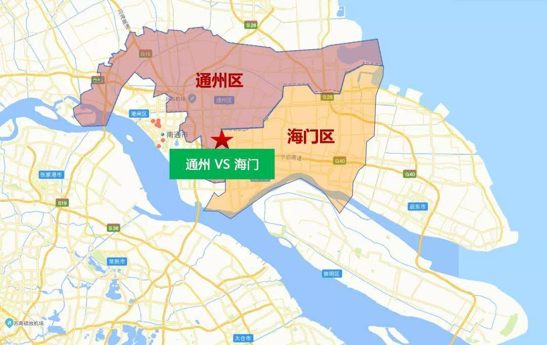 南通海门的GDP_内斗的长三角,南通人笑而不语