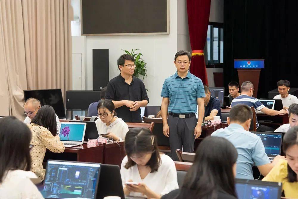 亚搏手机版官方- 省司法厅举行全省司法行政系统新媒体创作大赛(图2)