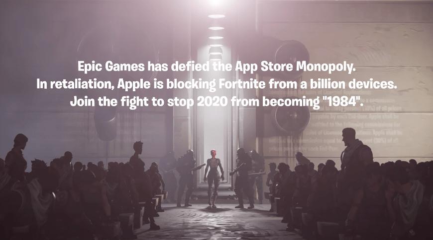 """""""屠龙勇士""""Epic向苹果谷歌拔剑,苦30%抽成久矣还是另有图谋?"""