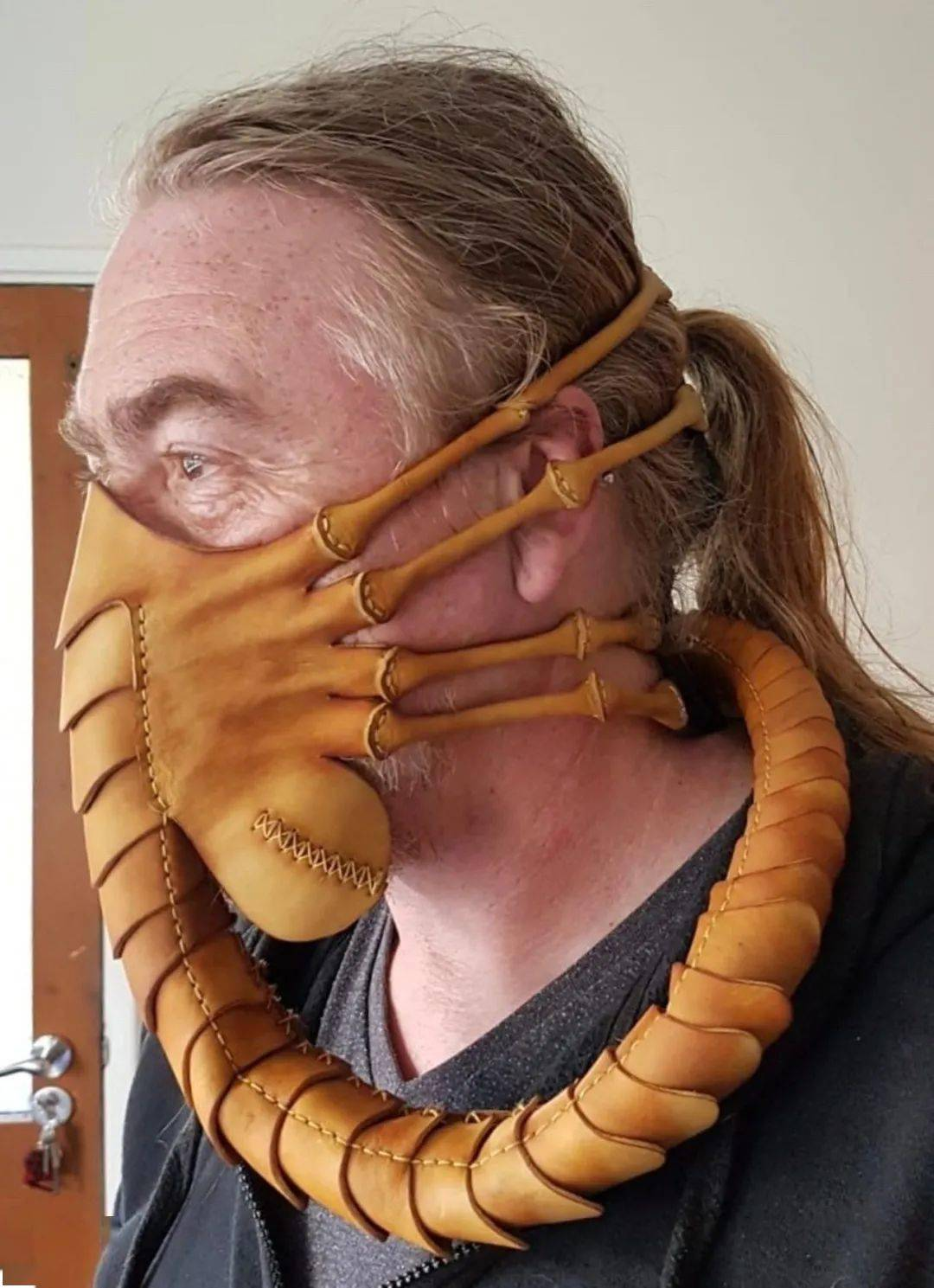 世界上最贵的口罩?好的,我可能不配拥有插图(7)