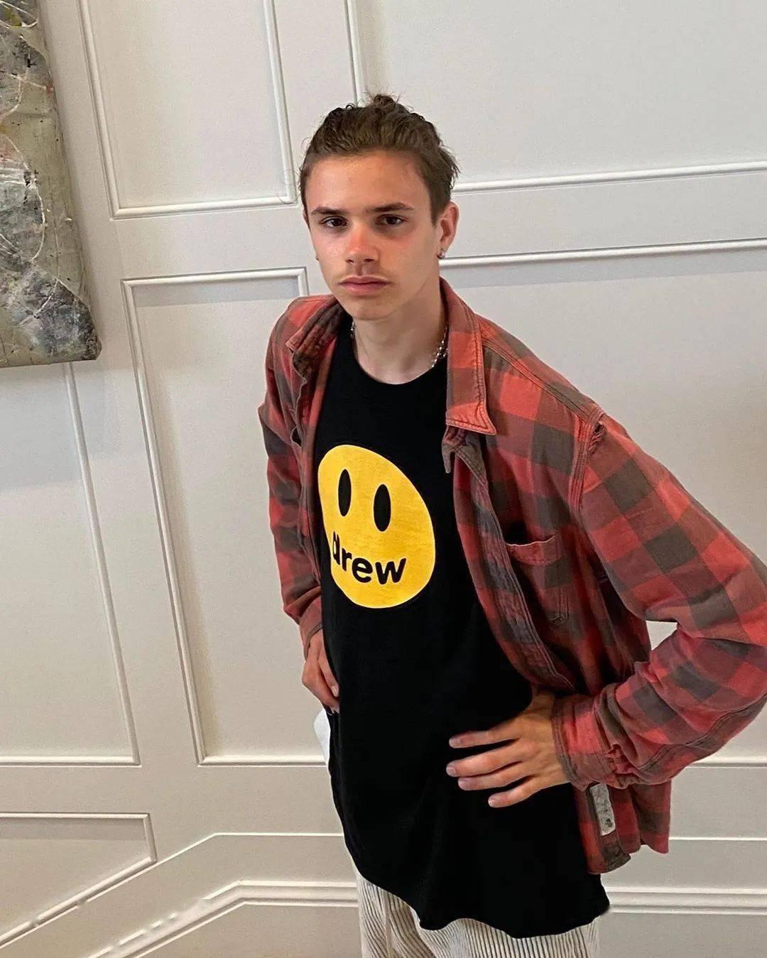 我可以之十八岁男孩 Romeo Beckham~插图(15)